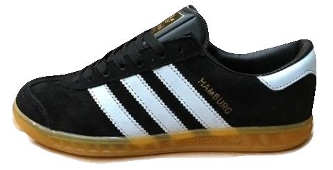 Adidas Hamburg Черно-белые