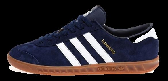 Adidas Hamburg OG New Navy & Running White