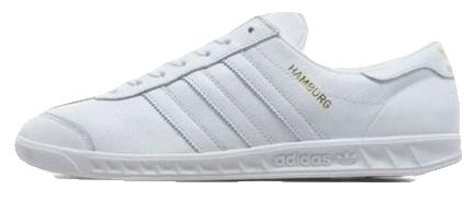 Adidas Hamburg Унисекс Белые