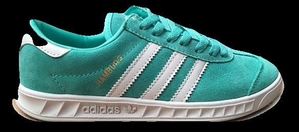 Adidas Hamburg Женские мятные