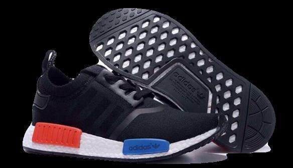 Adidas NMD R1 Primeknit Original Черные