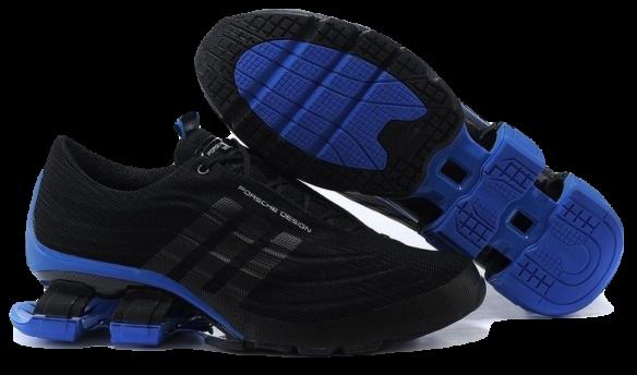 Adidas Porsche Design Run Bounce Черно-синие