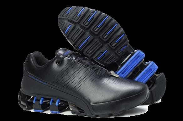 Adidas Porsche Design Черные с синим