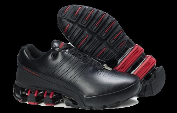 Adidas Porsche Design Черные с красным