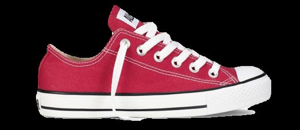 Converse All Star красные