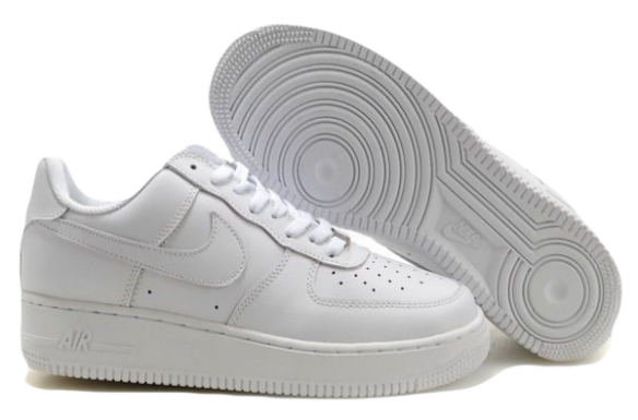 Nike Air Force 1 Low Белые