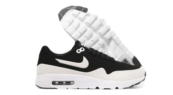 Nike Air Max 87 Бело-черные