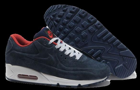 Nike Air Max 90 VT Темно-синие