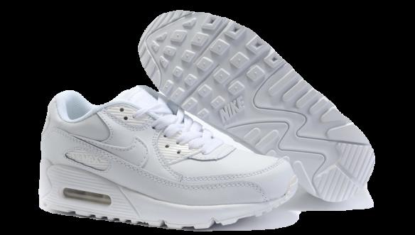 Nike Air Max 90 Унисекс Белые