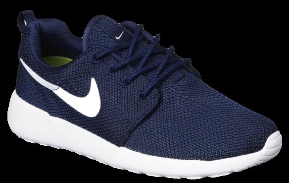 Nike Roshe Run Темно-синие