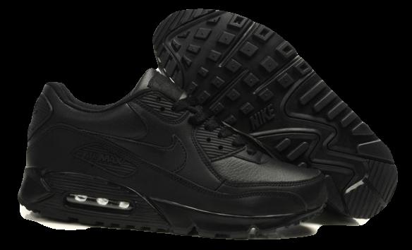 Nike Air Max 90 Унисекс черные