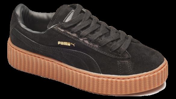 Puma Creepers by Rihanna Женские черные