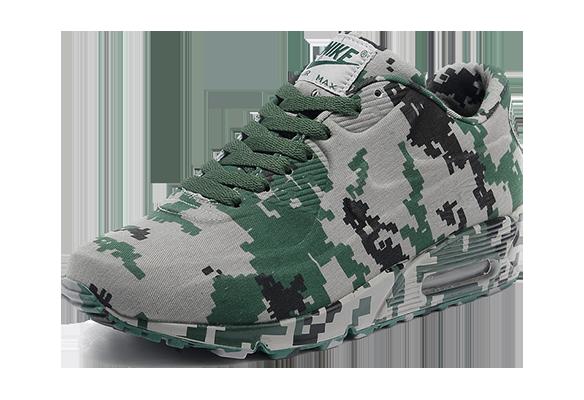 Nike Air Max 90 VT Military Зеленый камуфляж