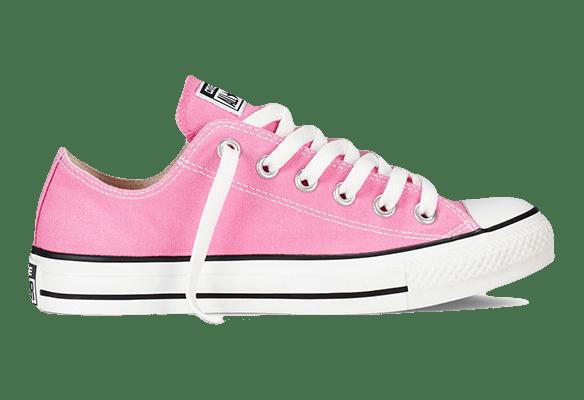 Converse Chuck Taylor All Star Розовые
