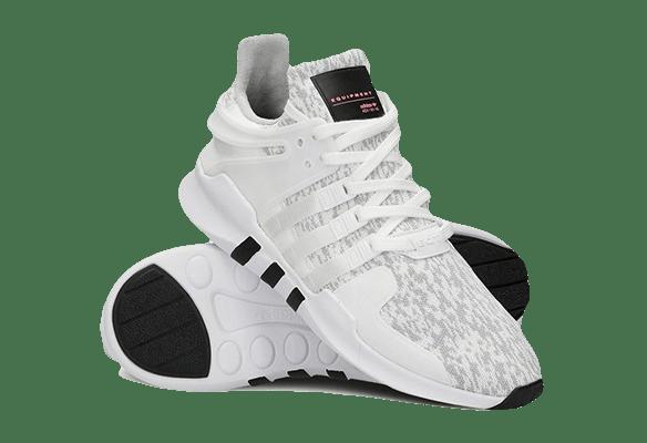 Adidas Equipment Running Support ADV Бело-серые