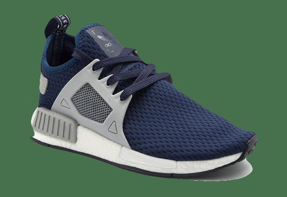 Adidas NMD XR1 Темно-синие с серым