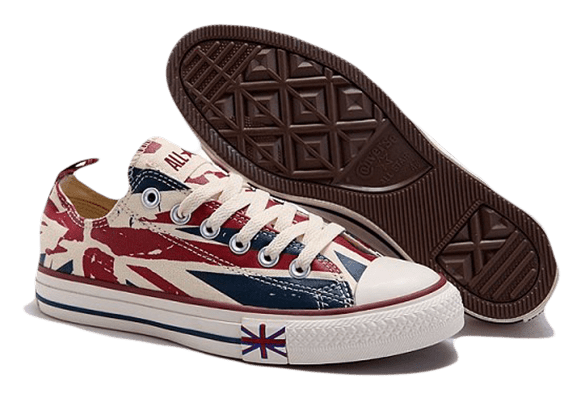 Converse Chuck Taylor All Star Британский флаг