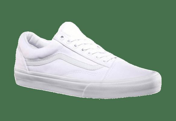 Vans Old Skool Белые