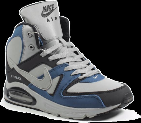 Nike Air Max Skyline С натуральным мехом серые