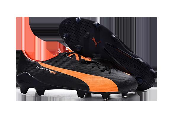 Puma Evospeed 1.4 SL FG Soccer Boots Черные