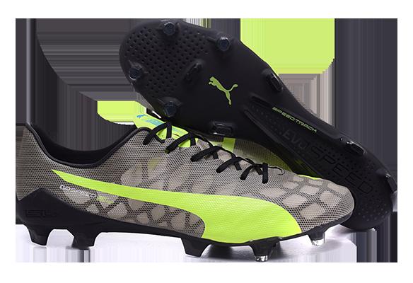 Puma Evospeed 1.4 SL FG Soccer Boots Серые