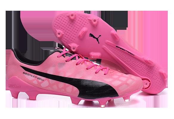 Puma Evospeed 1.4 SL FG Soccer Boots Розовые
