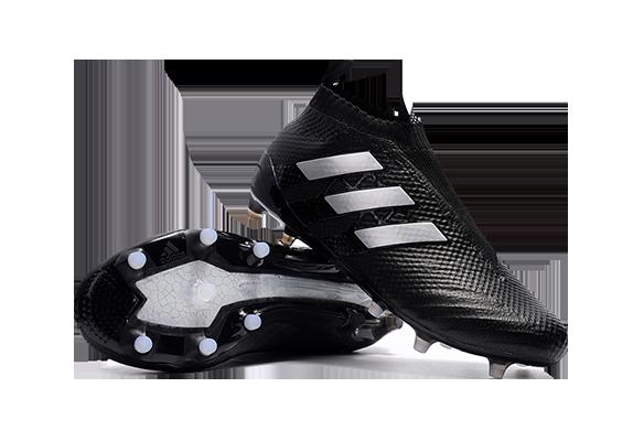 Adidas Ace 17+ Purecontrol FG Черные