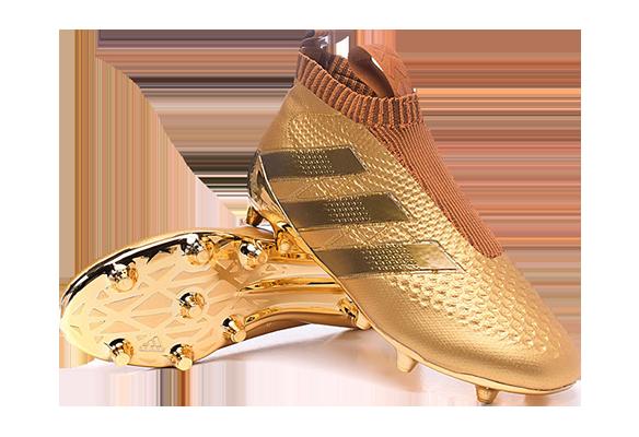 Adidas Ace16+ Purecontrol Золотые