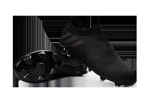 Adidas Messi 16+ Pureagility FG/AG Черные