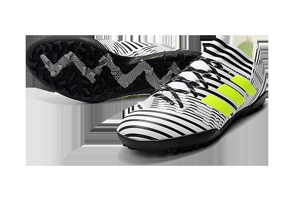 Adidas Nemeziz Tango 17.3 TF Белые