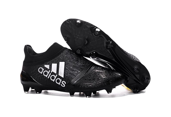 Adidas X 16+ Purechaos FG/AG Черные
