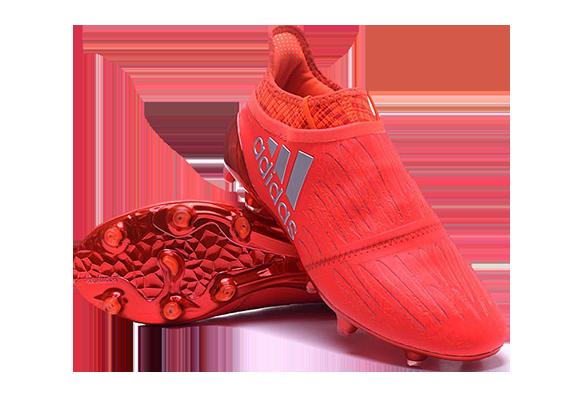 AdidasX 16+ Purechaos FG/AG Красные