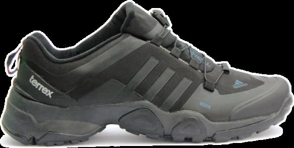 Adidas Terrex с GORE-TEX Черные с синим