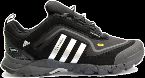 Adidas Terrex с GORE-TEX Черные с белым