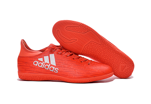 Adidas X 16.3 IC Оранжевые