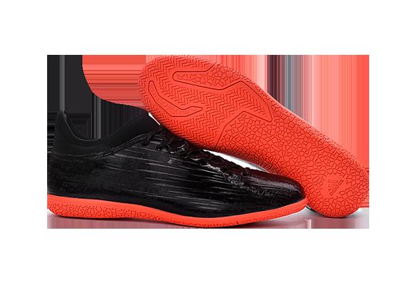 Adidas X 16.3 IC Черные с Оранжевым
