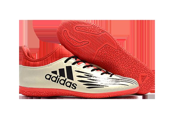 Adidas X 16.3 Purechaos IC Champagne Оранжевые с Бежевым