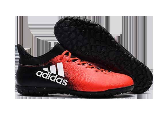 Adidas X 16.3 Turf Red Black White