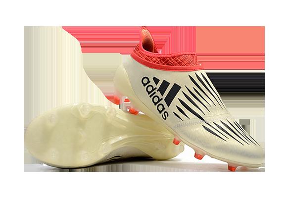 Adidas X 16+ Purechaos FG Бежевые