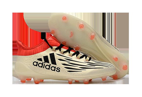 Adidas X 16.3 Purechaos FG Champagne Бежевые с Оранжевым