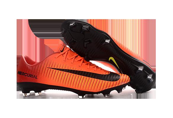 Nike Mercurial Vapor XI FG Оранжево-черные