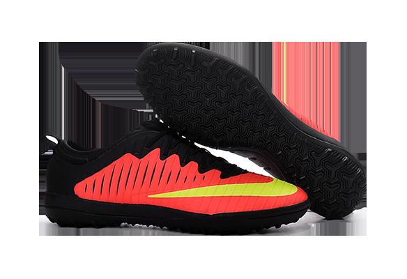 Nike Mercurial Superfly V TF Оранжевые с Черным