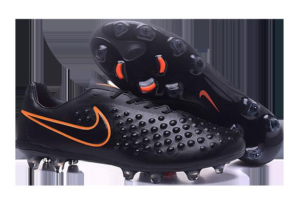 Nike Magista Orden II FG Черные