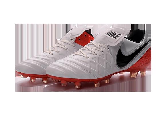Nike Tiempo Legend V FG Белые