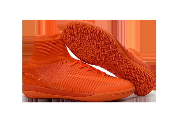 Nike MercurialX Proximo IC Оранжевые