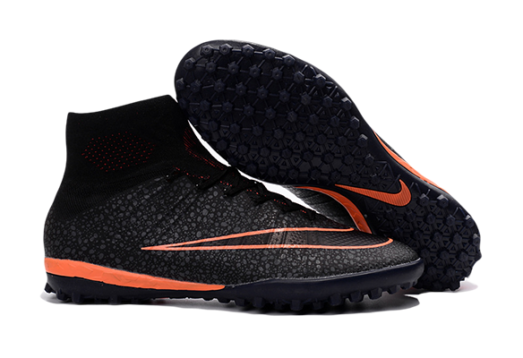 Nike MercurialX Proximo Street TF Черные