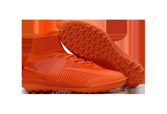 Nike MercurialX Proximo TF Оранжевые