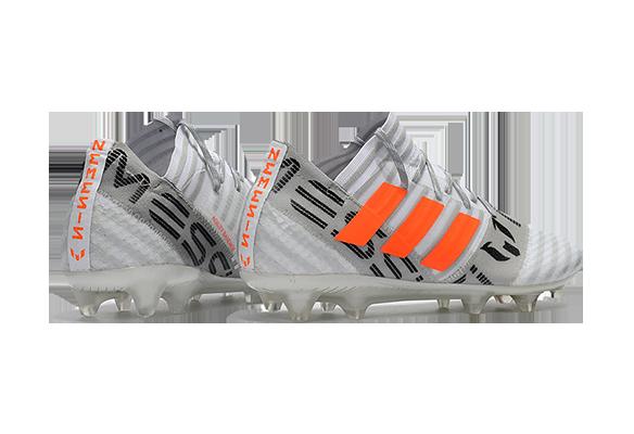Adidas Nemeziz 17.1 FG Серый с оранжевый