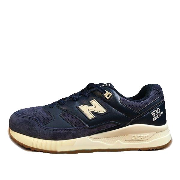 New Balance 530 Синие Замша