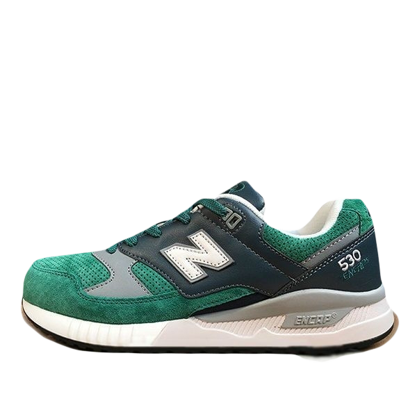 New Balance 530 Зеленые Замша